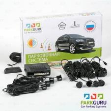 Парковочная система PRS-003 с 8-мью датчиками и с индикатором