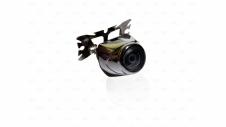Универсальная автомобильная камера заднего и переднего вида с парковочными линия