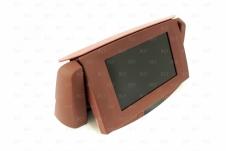 Монитор в спинку сидения коричневый (врезной тип крепления) + транскодер
